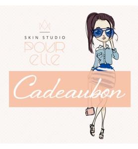 Cadeaubon Skin Studio Pour...